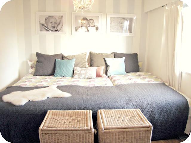 Pequefelicidad dormir en familia habitaciones inspiradoras for Cama familiar