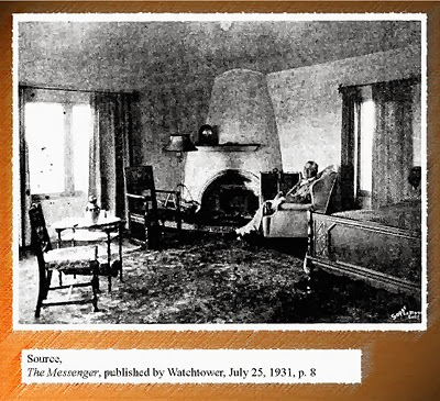 Резиденция Рутерфорда в Бет-Сариме