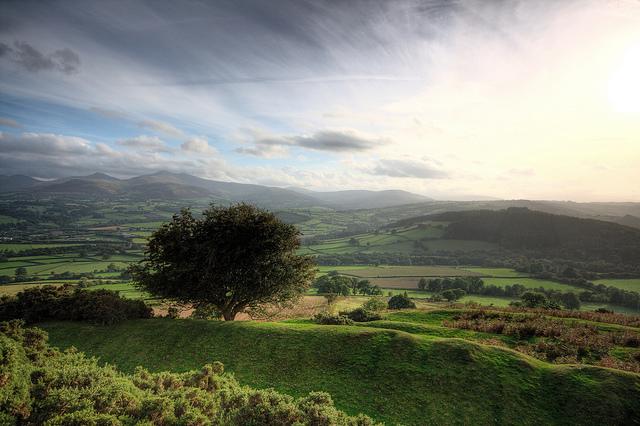 Brecon Beacons ,Wales