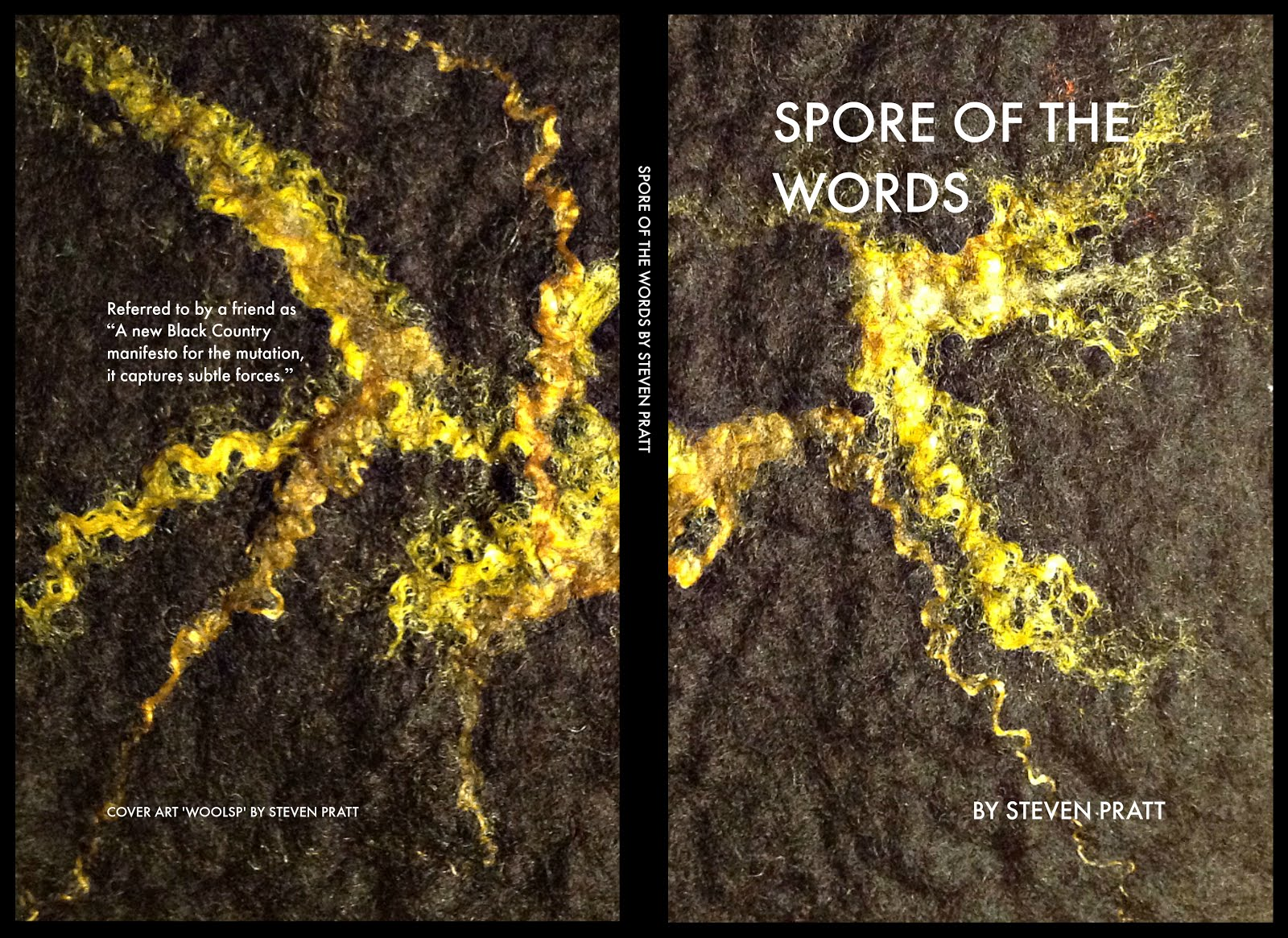 Spore Of The Words Paperback