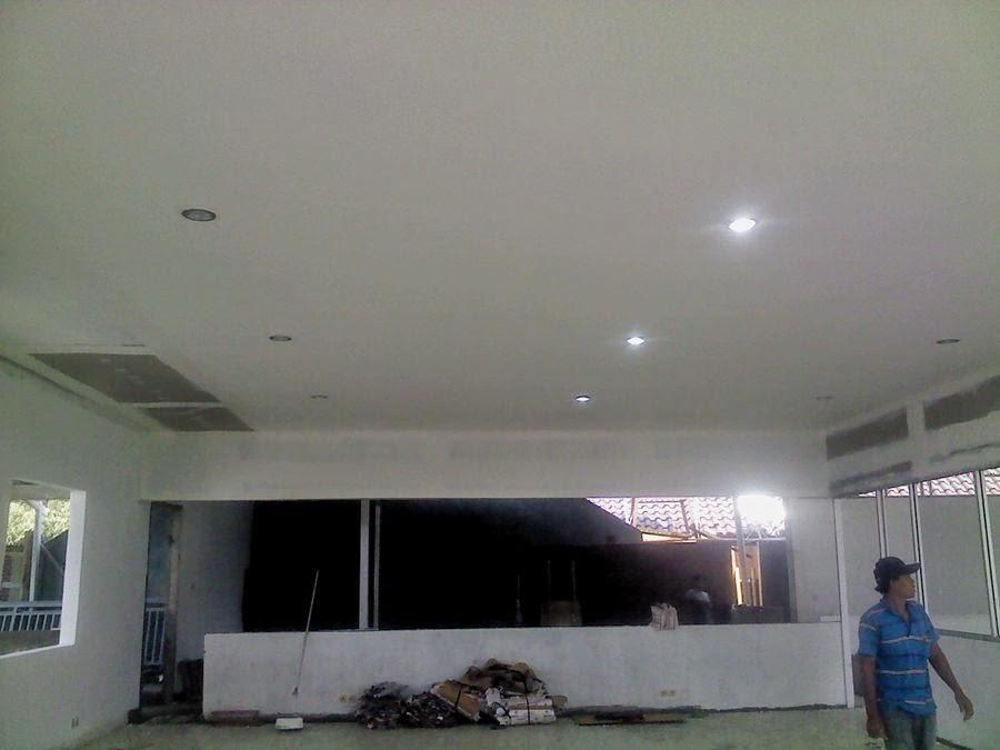 Plafond Gipsum