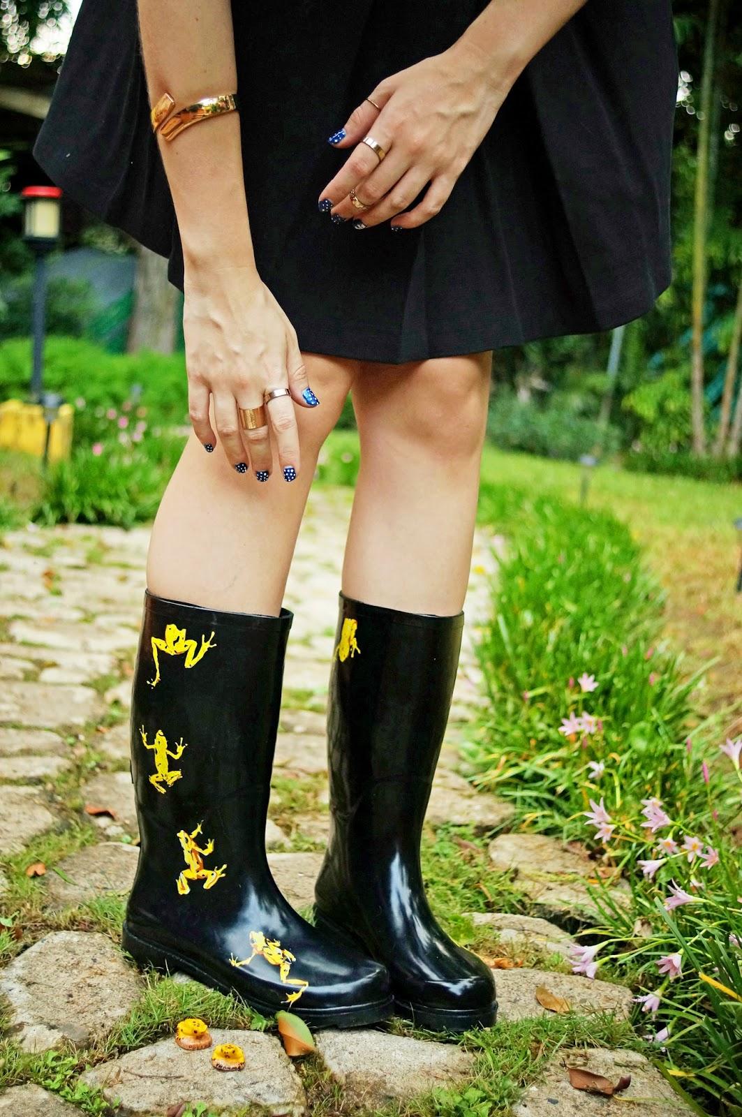 Cute Rain Boots