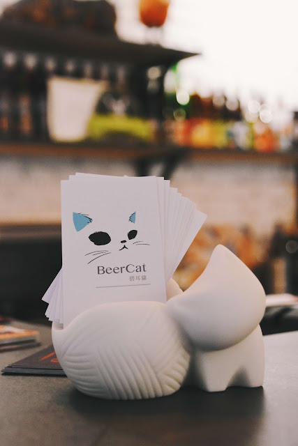 碧耳貓 beercat 名片
