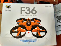 Furibee F36 Mini Drone Unboxing