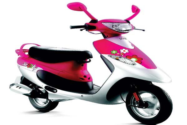 2016 Tvs Scooty Pep Plus Hd Wallpaper Types Cars