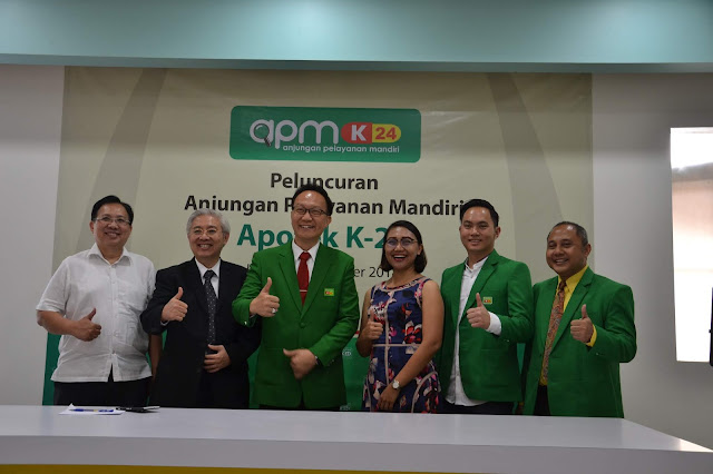 Anjungan Pelayanan Mandiri (APM), Inovasi Terbaru Dari Apotek K-24