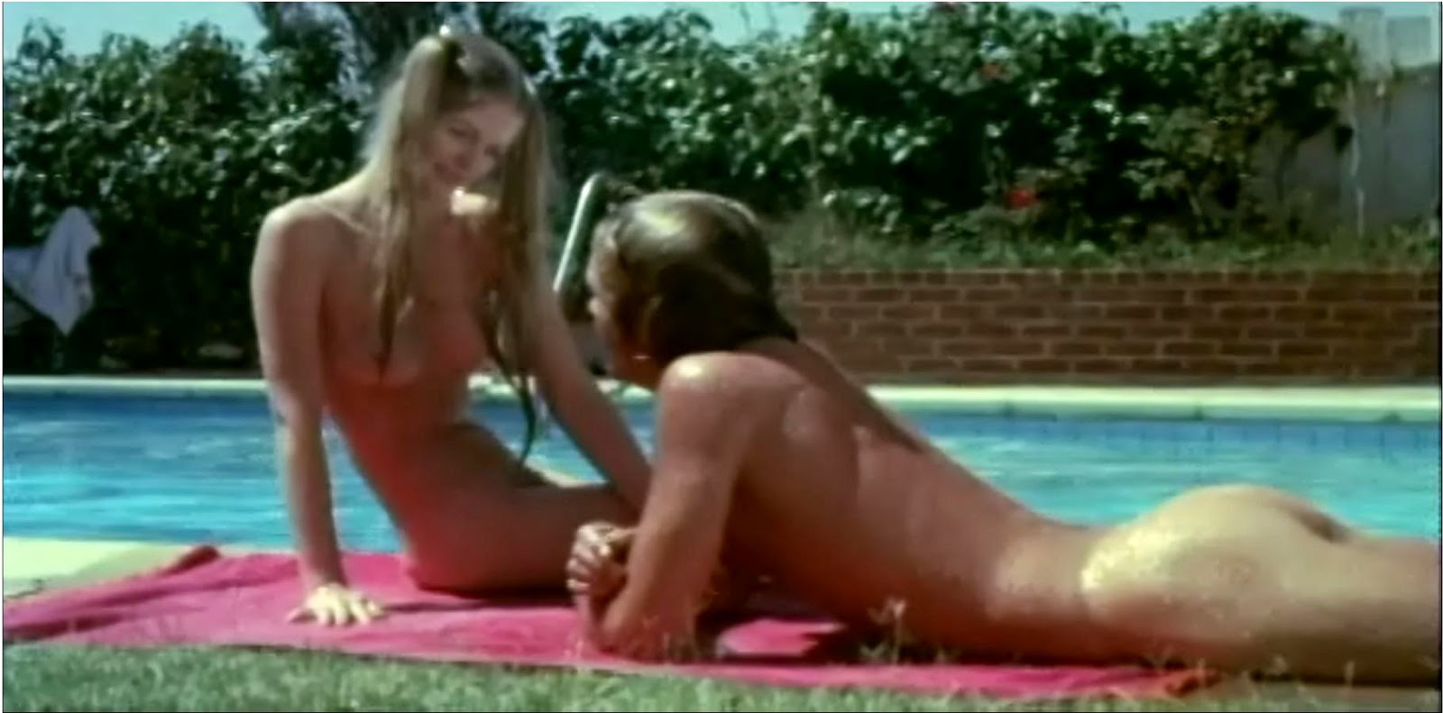Francesca le nick east in how sexy babes did it in 1970 - 1 part 9
