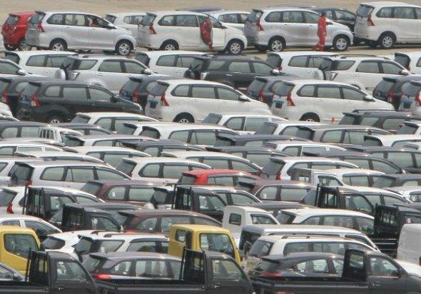 Target Ekspor Toyota Indonesia Capai 90 Persen