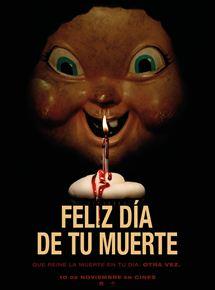 Feliz día de tu muerte 1 (2017) Online latino hd