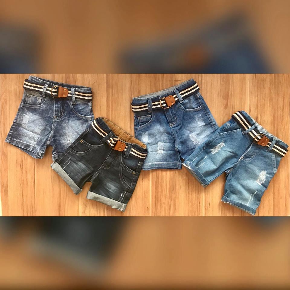 Vestido jeans infantil bras