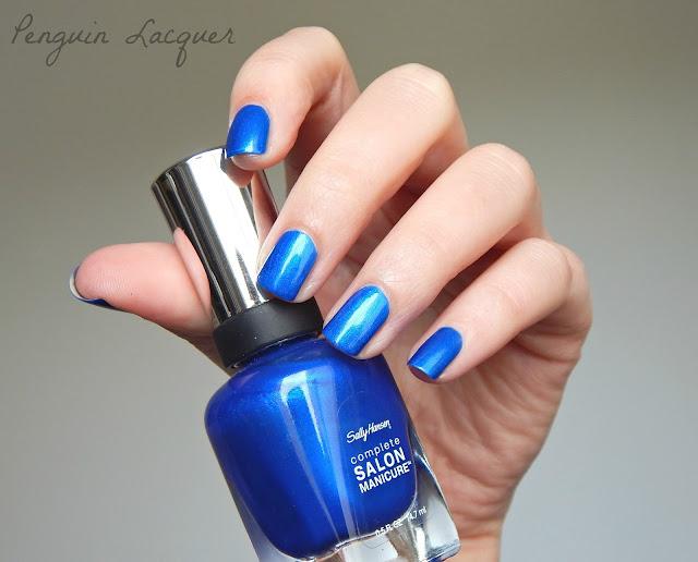 sally hansen batbano blue