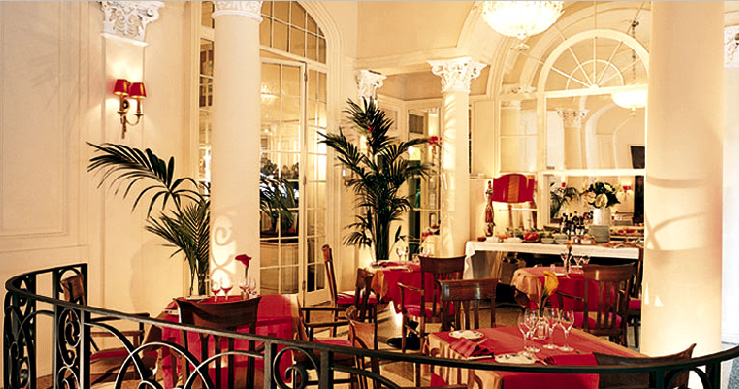 Grand Hotel Et De Milan Italy