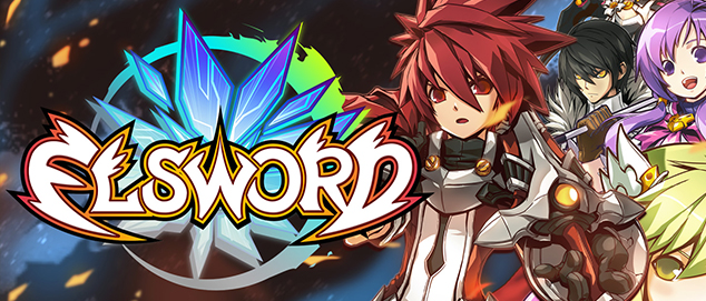 Elsword Level UP
