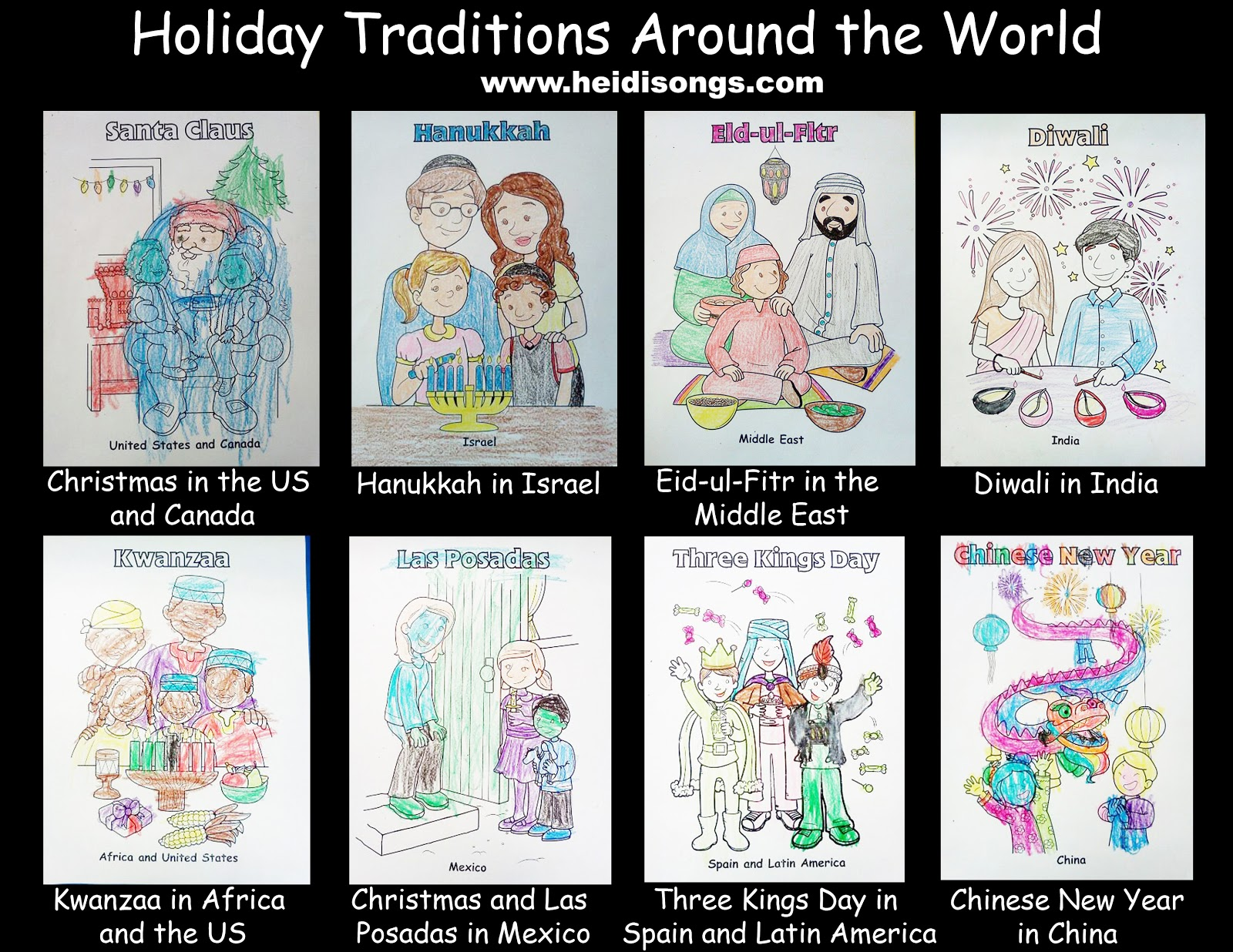 Teaching Holidays Around The World Amp Tips For Earth