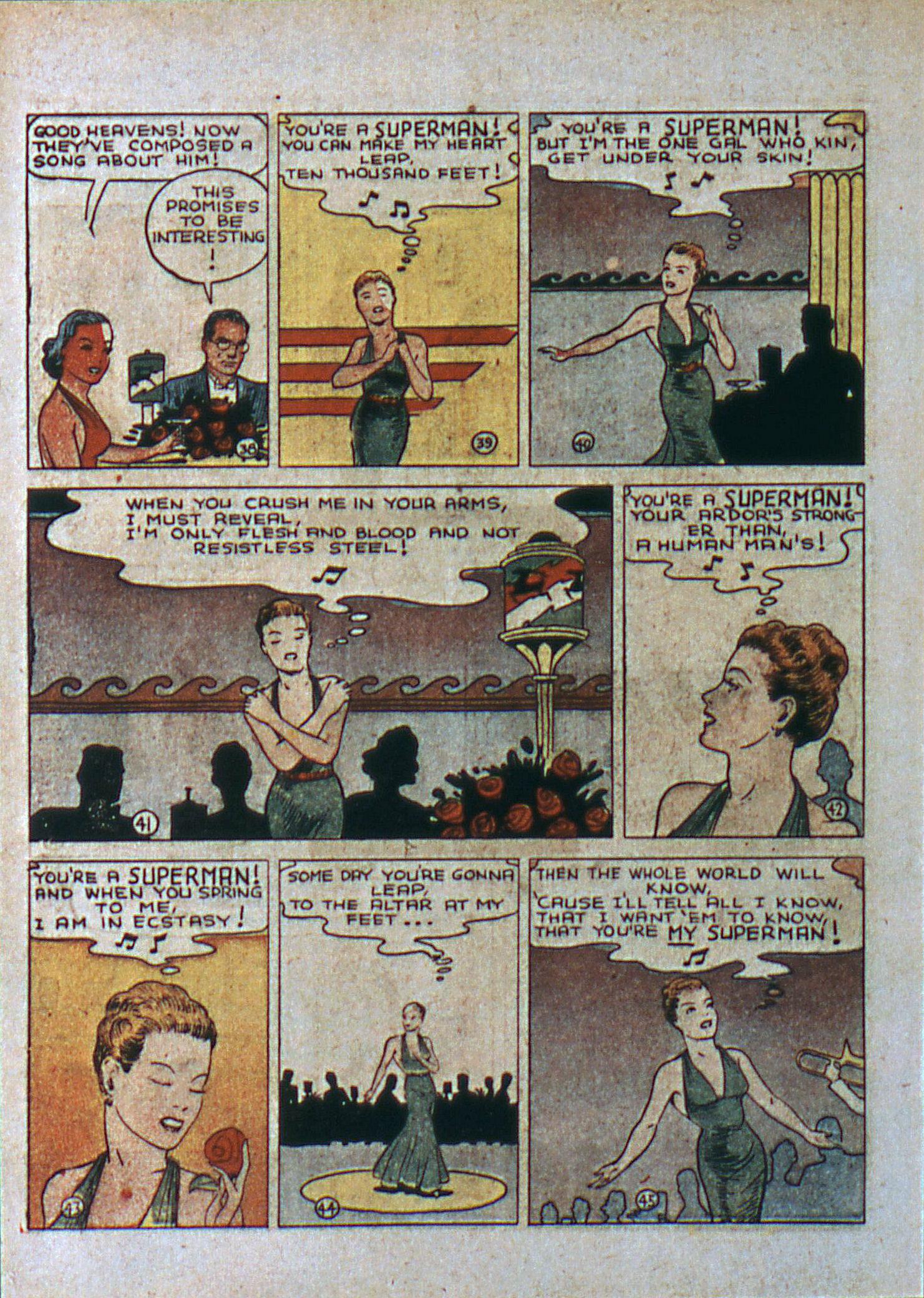 Action Comics (1938) 6 Page 8