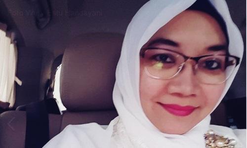 Biodata Wury Estu Handayani Istri Calon Wakil Presiden Ma'ruf Amin
