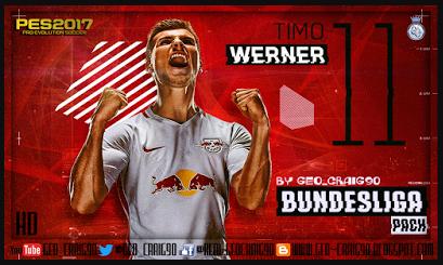 Kitpack BundesLiga  PES 2017 Season 2017-18 HD by Geo_Craig90