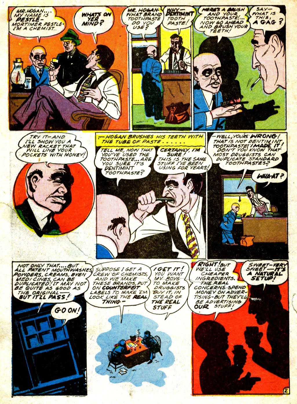Read online All-American Comics (1939) comic -  Issue #29 - 3