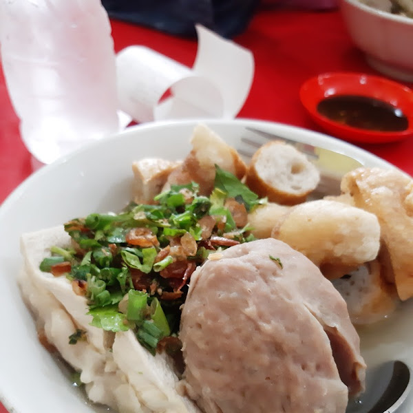 Bakso  Kota Cak Man, Kuliner Malang yang Selalu Bikin Kangen