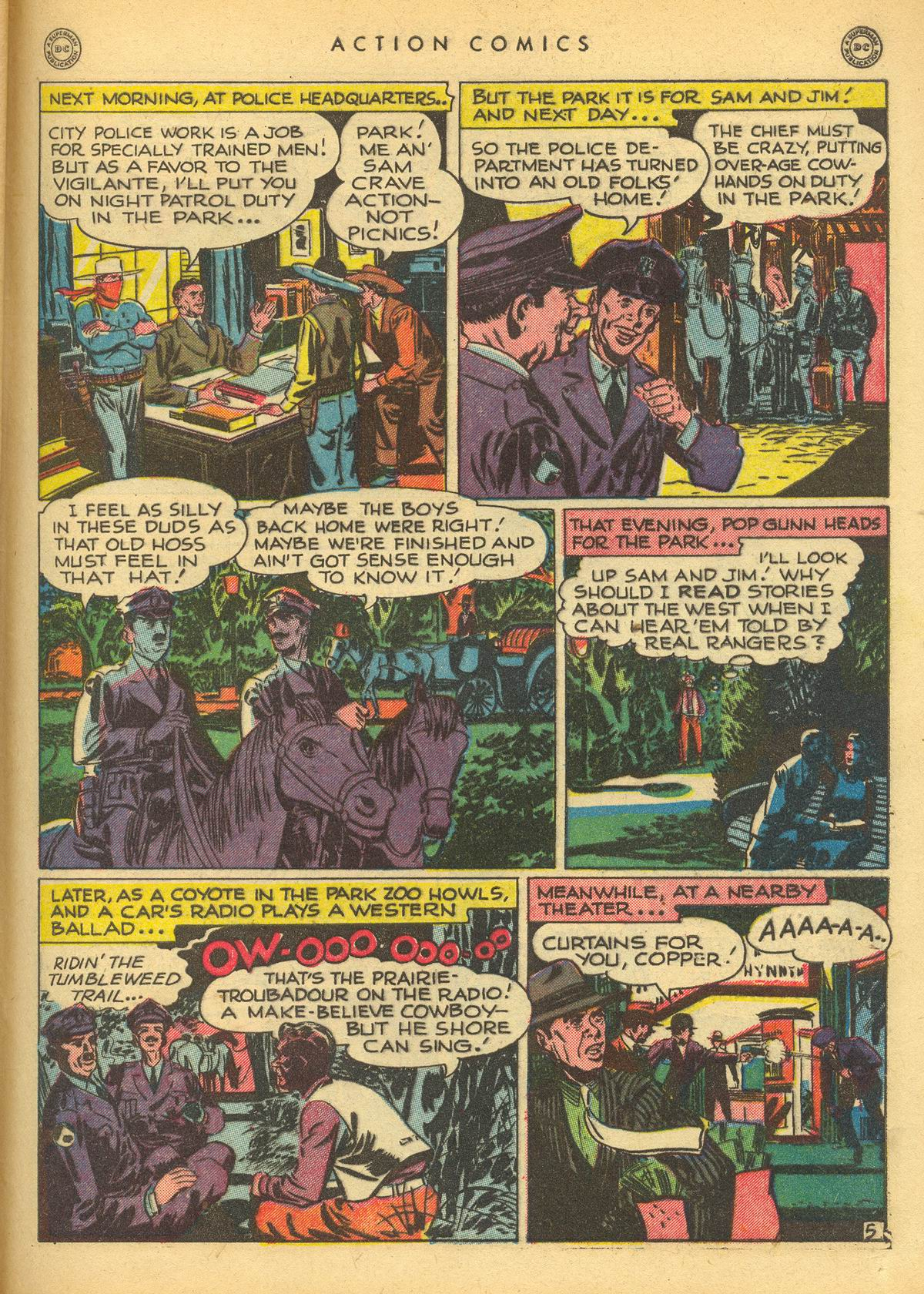 Read online Action Comics (1938) comic -  Issue #109 - 43