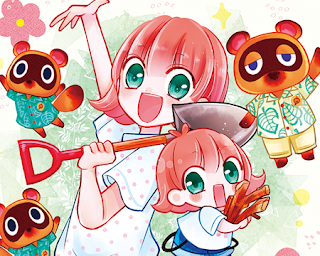 Animal Crossing: anunciado novo mangá inspirado na série de jogos
