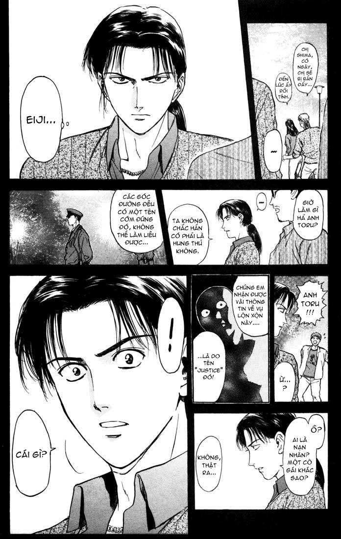 Psychometrer Eiji chapter 52 trang 7