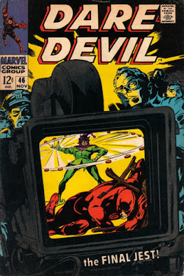 Daredevil #46, the Jester