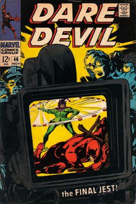 Daredevil #46, the Jester