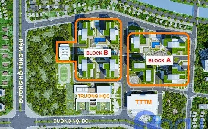 Tổng quan dự án Goldmark City 136 Hồ Tùng Mậu