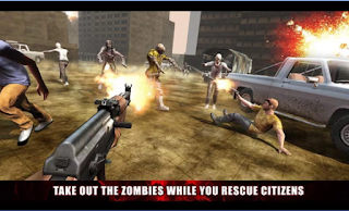 City Survival Shooter- Zombie Breakout Battle Apk - Free Download Android Game