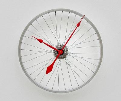 12 Ide Daur Ulang Roda Sepeda Bekas