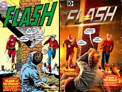 "Crash Flash Course on ""Who is Jay Garrick"" -- Ironically, the Fastest Blog I've Ever Written!"