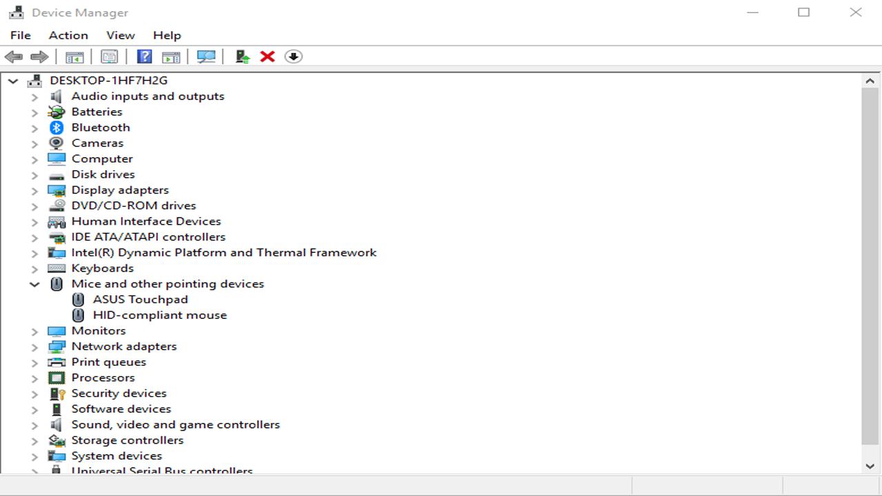 Faktor Penyebab Mouse Laptop Error atau Tidak Berfungsi dengan Baik