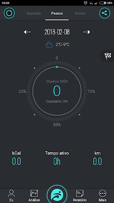 CF007 Smartwatch
