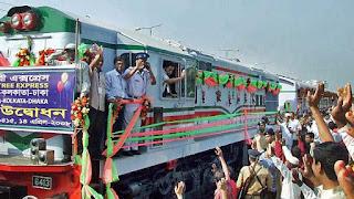 India Bangladesh Train Service