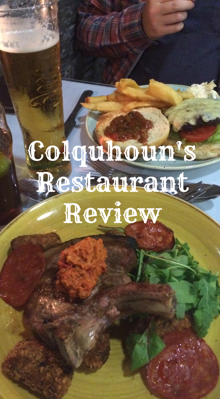 Restaurant Review- Colquhoun's