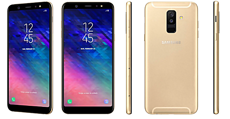 Samsung Galaxy A6 + may arrive with Galaxy J design