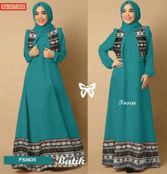 Model Baju Batik Kerja Untuk Tubuh Gemuk: 77 Model Baju Batik Muslim 2019: Modern Terbaru Remaja