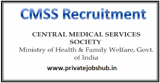 CMSS Recruitment