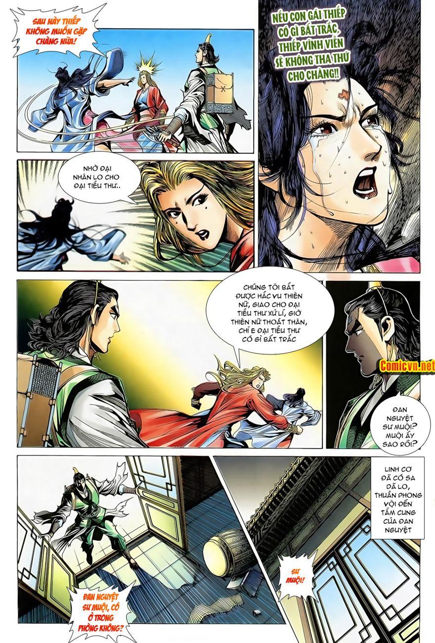 Đại Đường Uy Long chapter 72 trang 29