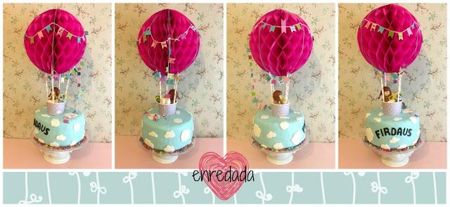 enredadaen.blogspot.com.es/tarta globo