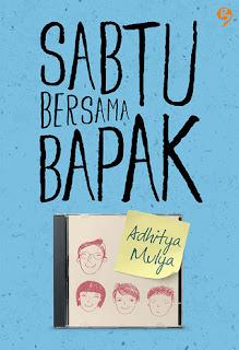 Cover Buku Sabtu Bersama Bapak