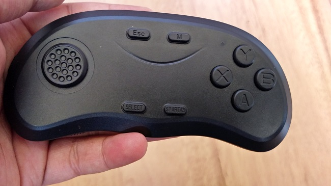 Wireless Mouse Controller