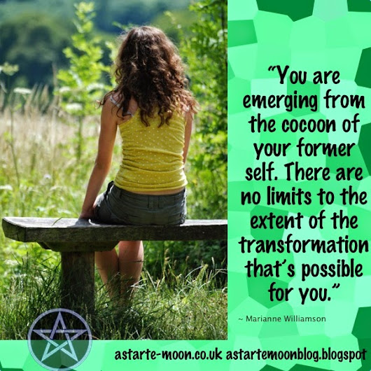 """You are emerging from the cocoon of your former self. Marianne Williamson Positive Inspirational Quote"