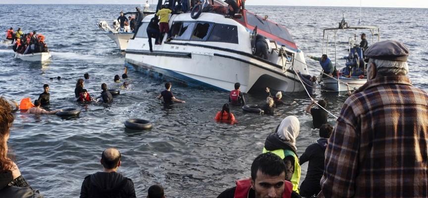 6f24232118 Δεκάδες νεκροί πρόσφυγες στα ναυάγια σε Κάλυμνο και Ρόδο – Άγνωστος ο  αριθμός αγνοουμένων – Μουζάλας  Εγκληματική συμμορία οι δουλέμποροι (vid)