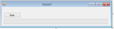 Membuat Form Loading Progressbar