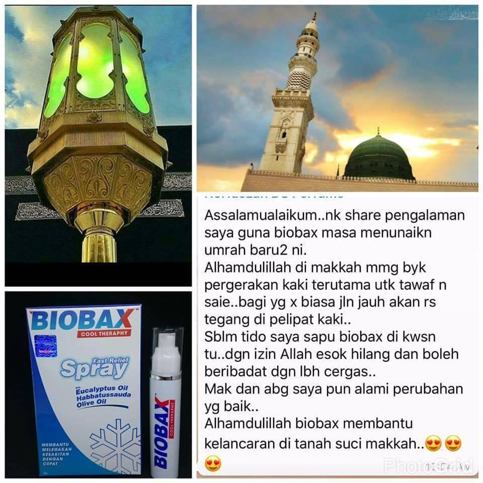 biobax umrah