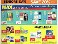 Rexall Flyer Week long savings valid July 21 - 27, 2017
