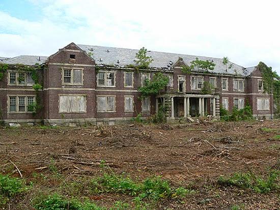 Helltown - Ohio - Casa na Cidade fantasma