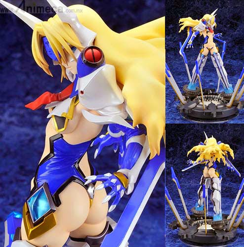 FIGURA Mu No.12 BLAZBLUE ALTER MEMORY